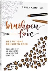 Handboek Het ultieme brushpenboek - brushpen love