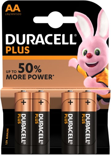 Batterij Duracell Plus Power 12xAA alkaline-2