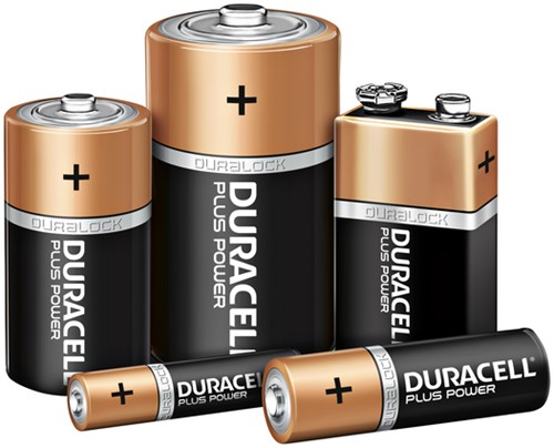 Batterij Duracell Plus Power 12xAA alkaline-3