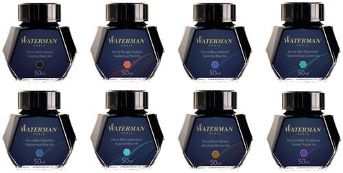 Vulpeninkt Waterman 50ml inspirerend blauw-1