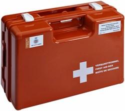 Verbandtrommel BHV volgens Oranje Kruis