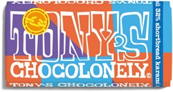 Tony's Chocolonely melk 32% shortbread 180gr