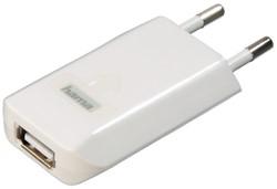 LADER USB HAMA 240V 1 STUK