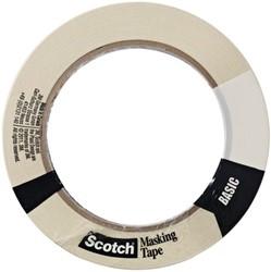 Afplaktape Scotch 36mmx50m Basic