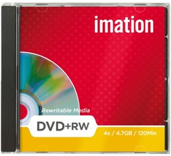 Rewritable dvd's