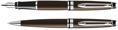 Vulpen Waterman Expert Brown CT medium-2