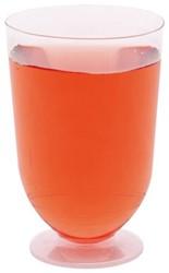 Wijnglas kunststof 185cc 900 stuks