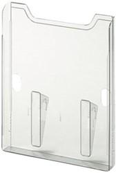 Folderstandaard Exacompta eindbox A4 groen transparant