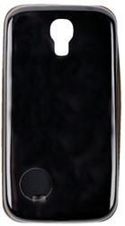 Telefoonhoes Dresz case TPU Samsung S4 zwart