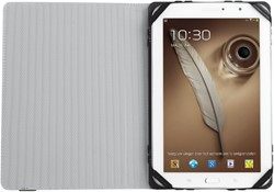 Tablethoes Ruo rotating 7-8inch tablet zwart
