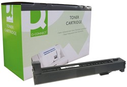 Tonercartridge Q-Connect HP CB380A 823A zwart