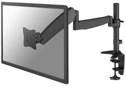 """monitorarm Newstar D950 10-30"""" met klem zwart"""