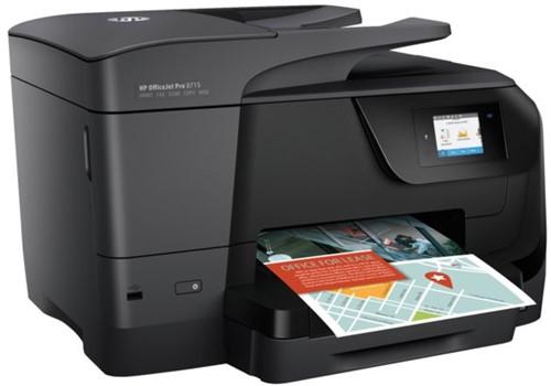 Multifunctional HP OfficeJet pro 8715-4