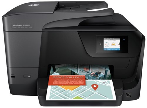 Multifunctional HP OfficeJet pro 8715-1