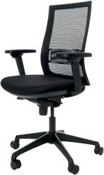 Bureaustoel Quantore large zwart