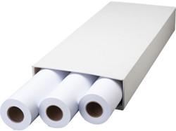 Inkjetpapier Fastprint Plot 914mmx50m 80gr