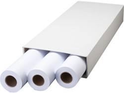 Inkjetpapier Fastprint Plot 914mmx50m 90gr coated