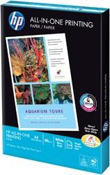 Kopieerpapier HP all-in-one A4 80gr wit 250vel