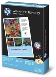 Kopieerpapier HP all-in one A4 80gr wit 500vel