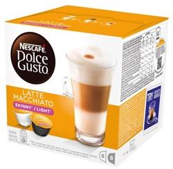 Koffie Dolce Gusto Latte Machiato Light 16 cups voor 8 kop