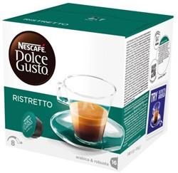 Koffie Dolce Gusto Espresso Ristretto 16 cups