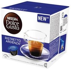 Koffie Dolce Gusto Espresso Ristretto Ardenza 16 cups