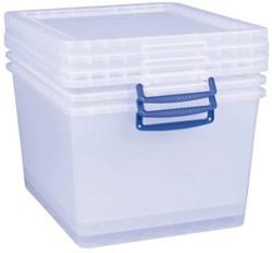 Opbergbox Really Useful 33,5 liter 460x380x285mm