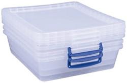 Opbergbox Really Useful 10,5 liter 460x380x110mm