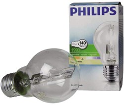 Halogeenlamp Philips Eco Classic E27 105W 1980 Lumen