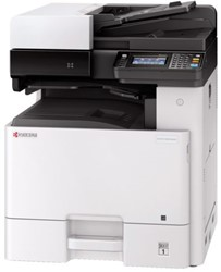 Multifunctional Kyocera Ecosys M8124CIDN