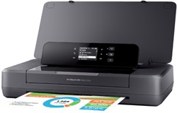 Inkjetprinter HP Officejet 200 mobile