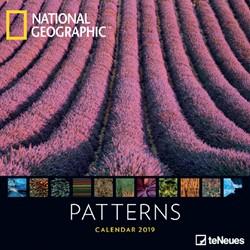 Kalender 2019 teNeues patterns