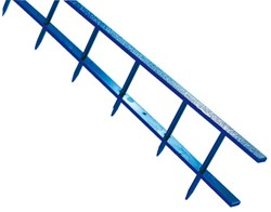 Surebindstrip GBC 25mm 10-pins blauw