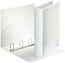 Presentatieringband Esselte A4 4-rings D-mech 40mm wit