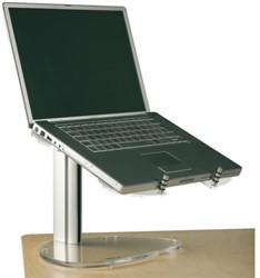 Laptopstandaard OPUS 2 style transparant