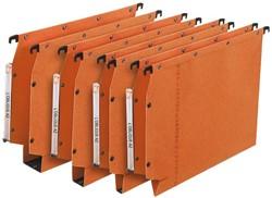Hangmap Elba AVZ Mark5 A4 U-bodem 50mm oranje