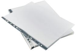 Showtas Rexel Ecodesk 11-gaats PP 0,12mm transparant
